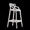 Барный стул MASTERS белый