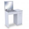 Столик туалетный Римини-3 белый