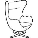 Дизайнерские кресла