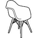 Кресла Eames