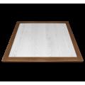 Столешница SHT-TT17 70/70 ЛДСП/Бук сосна лофт белый/темный орех