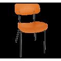 Стул SHT-S85М оранжевый/черный