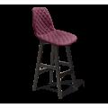 Барный стул SHT-ST29-C12/S65 ежевичное вино/венге