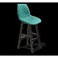 Барный стул SHT-ST29-C12/S65 голубая лагуна/венге