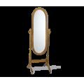 Зеркало 12600SS светлый орех