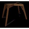 Основание для стола SHT-TU9-2 темный орех