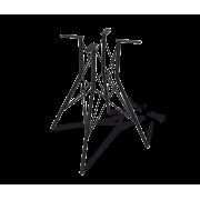 Основание для стола SHT-TU2-1 черный муар