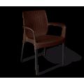 Стул SHT-S68 коричневый/черный
