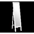 Зеркало напольное Альберо SHT-М1 беленый