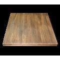 Столешница SHT-ТT 70/70 ДУБ брашированный коричневый