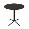 Стол SHT-TU7/76 металл черный