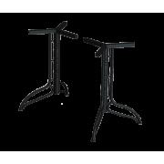 Основание для стола SHT-TU20 черный муар