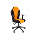 Офисное кресло Chairman    game 8  Россия  tw черн.оранжевый