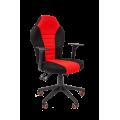 Офисное кресло Chairman    game 8  Россия  tw черн.красный