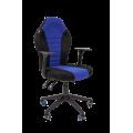 Офисное кресло Chairman    game 8  Россия  tw черн.синий