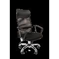 Офисное кресло Chairman  610 (И) TW 11 черный