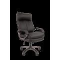 Офисное кресло Chairman 505 экопремиум черный