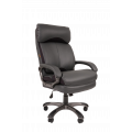 Офисное кресло Chairman 505 экопремиум серый