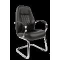 Офисное кресло Chairman   950 V   Россия  экопремиум черный
