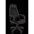 Офисное кресло Chairman 950 LT Россия экопремиум черный