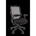 Офисное кресло Chairman    555    Россия   LT   TW черный